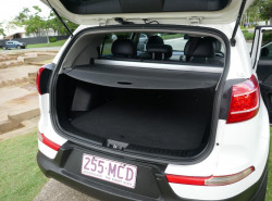 2010 Kia Sportage SL Wagon Wagon