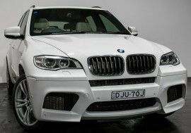 BMW X5 M Steptronic E70 MY12