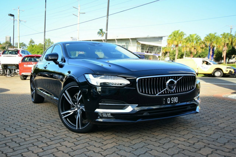2016 MY17 Volvo S90 P Series T6 Inscription Sedan