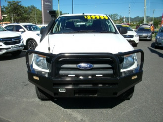 2011 Ford Ranger PX Turbo XL 4x4 d/cab t/t/s