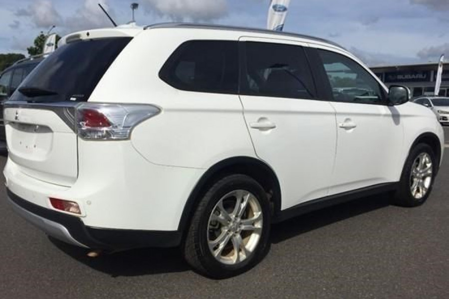 2014 MY14.5 Mitsubishi Outlander ZJ LS Wagon for sale in