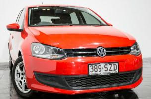 Volkswagen Polo 77TSI DSG Comfortline 6R MY13.5