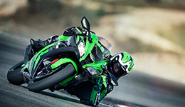 2017 Ninja ZX-10R Non-ABS KRT Replica Enhanced Chassis Orientation Awareness