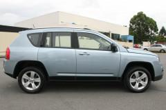 2012 MY13 Jeep Compass MK MY13 Sport CVT Auto Stick Wagon
