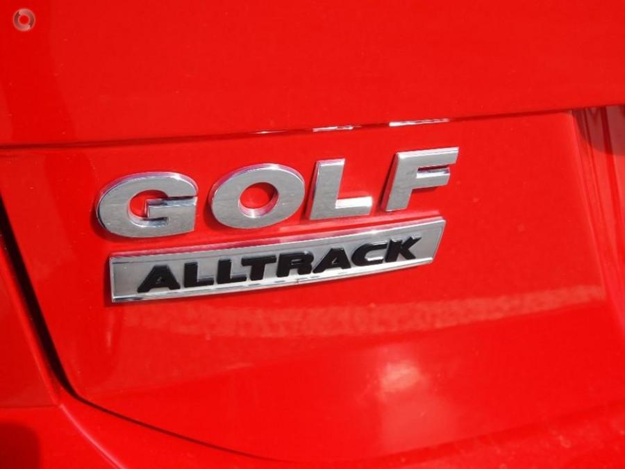 2016 Volkswagen Golf Alltrack - 132TSI Wagon