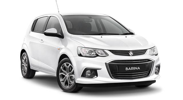 2018 Holden Barina TM LS Hatch