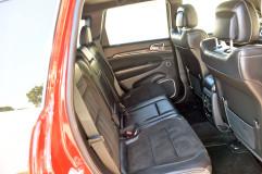 2015 MY Jeep Grand Cherokee WK MY15 SRT Wagon