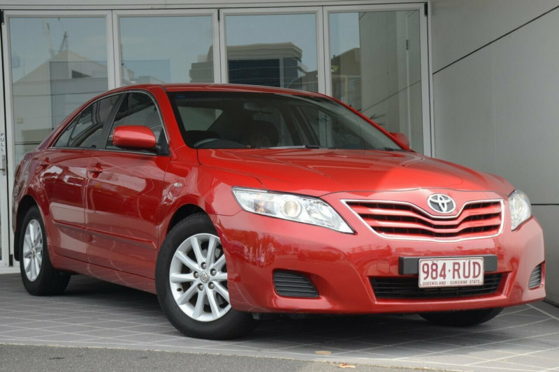 2011 my10 toyota camry acv40r my10 altise sedan for sale in brisbane metro ford. Black Bedroom Furniture Sets. Home Design Ideas