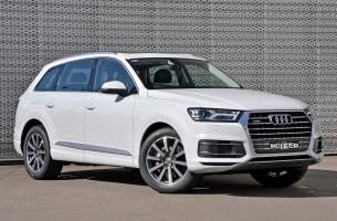 Audi Q7 3.0 TDI 160kW 4M