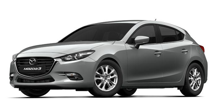 2017 Mazda 3 BN5478 Maxx Hatch Hatchback
