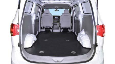 G10 Van Made for Hard Work