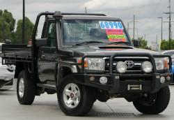 Toyota Landcruiser GXL VDJ79R MY13