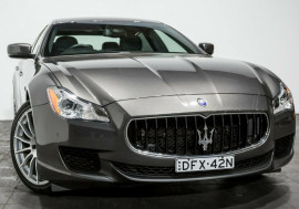 Maserati Quattroporte M156 MY15