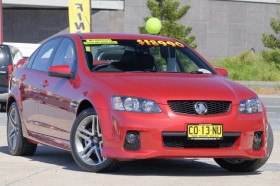 Holden Commodore SV6 VE II