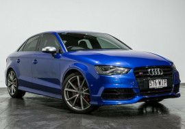 Audi S3 S tronic quattro 8V MY16