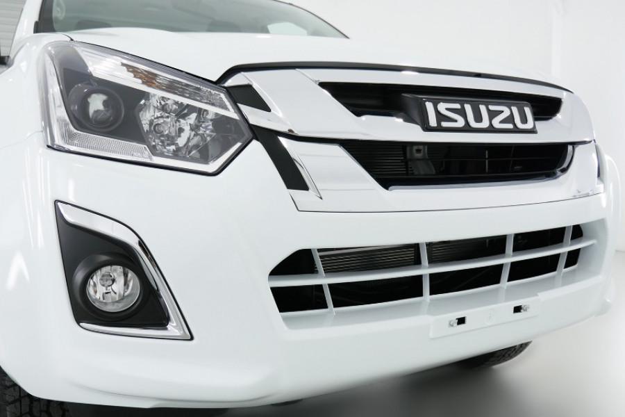 2017 Isuzu UTE D-MAX 4x4 LS-U Crew Cab Ute Utility