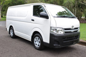 Toyota Hiace TRH221R