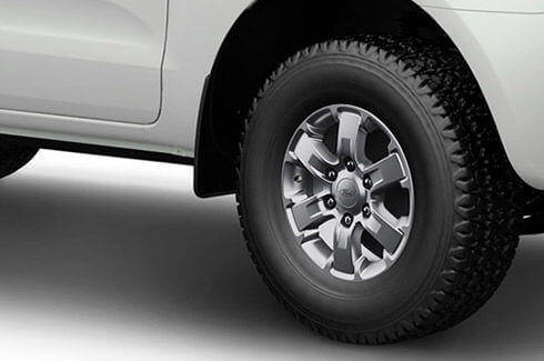 Alloy Wheels - 16