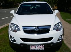 2012 Holden Captiva CG Series II 7 SX Wagon