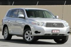Toyota Kluger KX-R 2WD GSU40R MY11