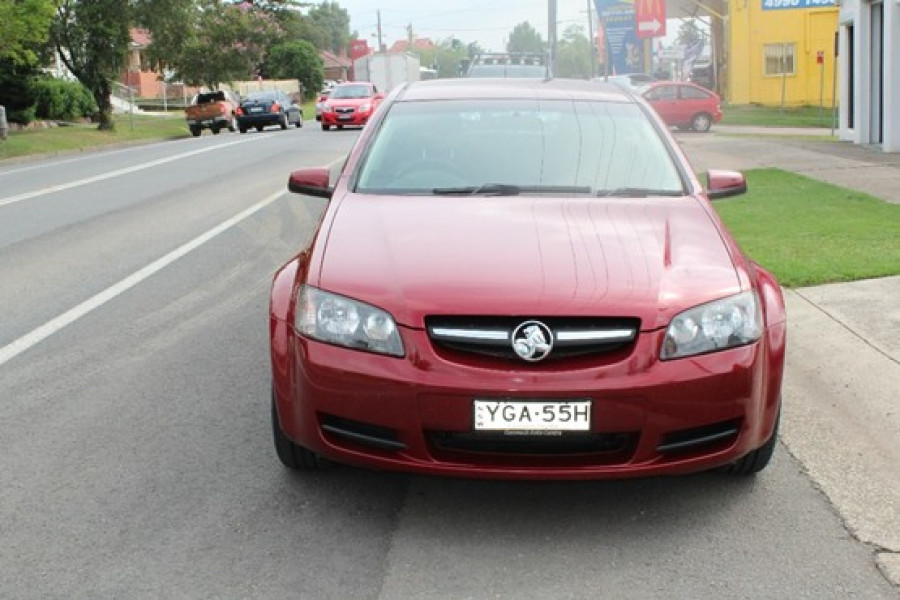2008 Holden Commodore Ve My09 Wagon For Sale In Cessnock