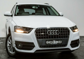 Audi Q3 TFSI S tronic quattro 8U MY12