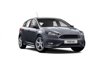 Ford Focus Titanium Hatch LZ