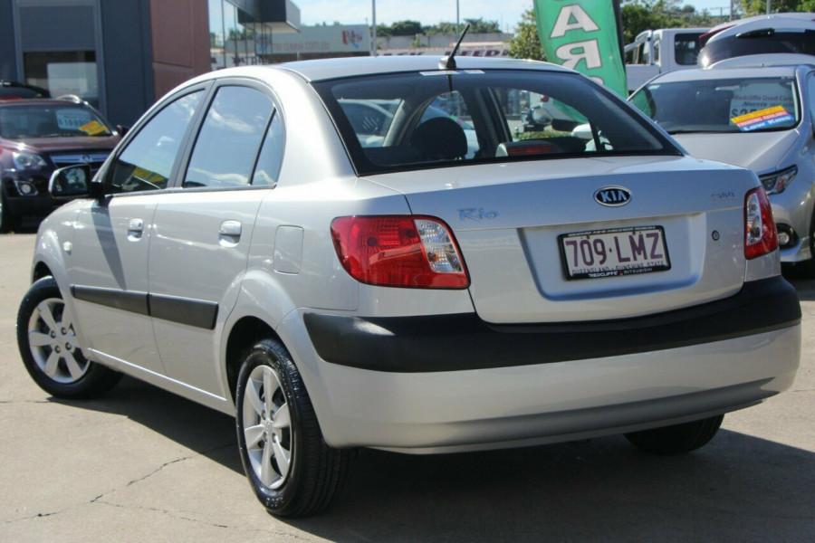 2009 MY07 Kia Rio JB MY07 EX Sedan