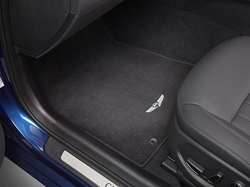 Tailored Carpet Floor Mats (Set of 4)