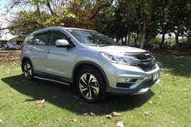 Honda CR-V 2WD Limited Edition RM Series II
