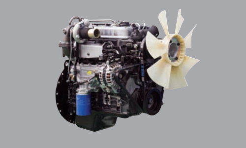 50/60/70/80 D-7E ACE Powerful engine