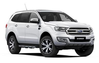 Everest Titanium 4WD 3.2L Diesel