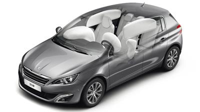 308 5 door Safety