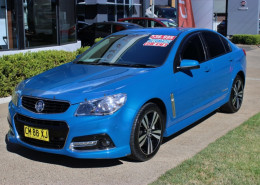 Holden Commodore SS - Storm VF  SS