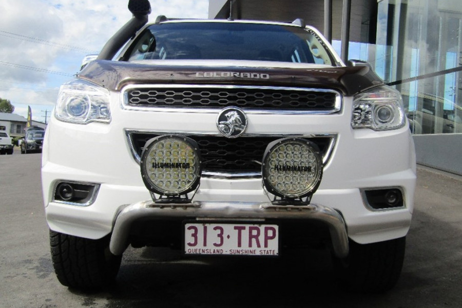 2013 holden colorado 7 ltz for sale in cairns trinity