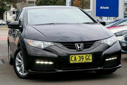 Honda Civic VTi-S 9th Gen MY14