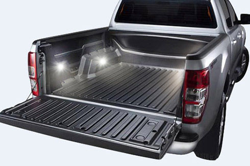 Bedliner Tub Illumination - Lumen - with existing bedliner