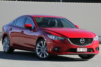 Mazda 6 Atenza SKYACTIV-Drive GJ1031 MY14
