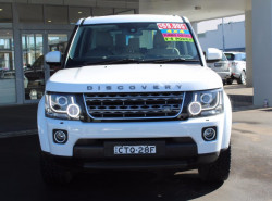 2014 Land Rover Discovery Series 4 L319  TDV6 Wagon