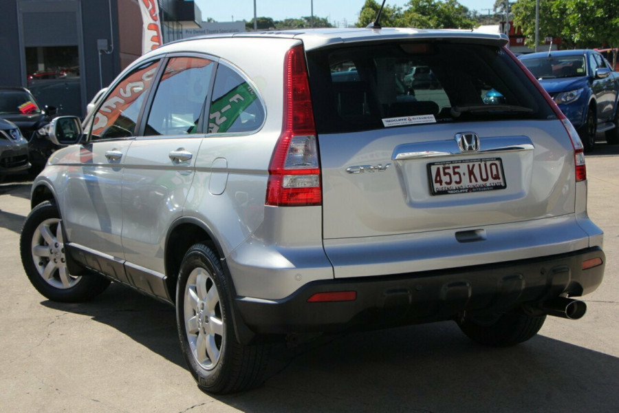 2007 Honda CR-V RE MY2007 Luxury 4WD Wagon