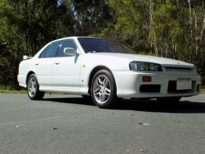 Nissan Skyline 25GT R34