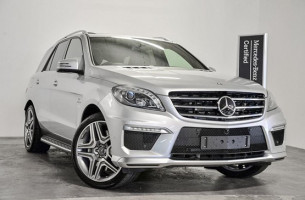 Mercedes-Benz Ml63 AMG W166
