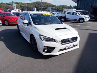 Subaru WRX 47564 V1 Turbo
