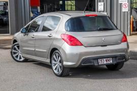 2012 Peugeot 308 T7  Active Hatchback