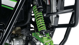 2017 Teryx LE High Performance FOX Suspension