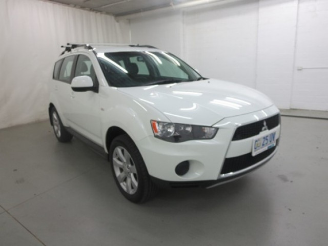 2012 Mitsubishi Outlander ZH Enhancement Pack Wagon