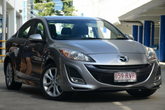 Mazda 3 SP25 Activematic BL10L1 MY10