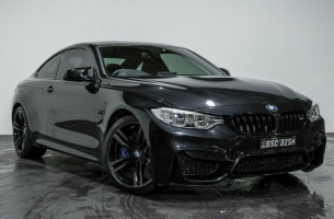 BMW M4 M-DCT F82