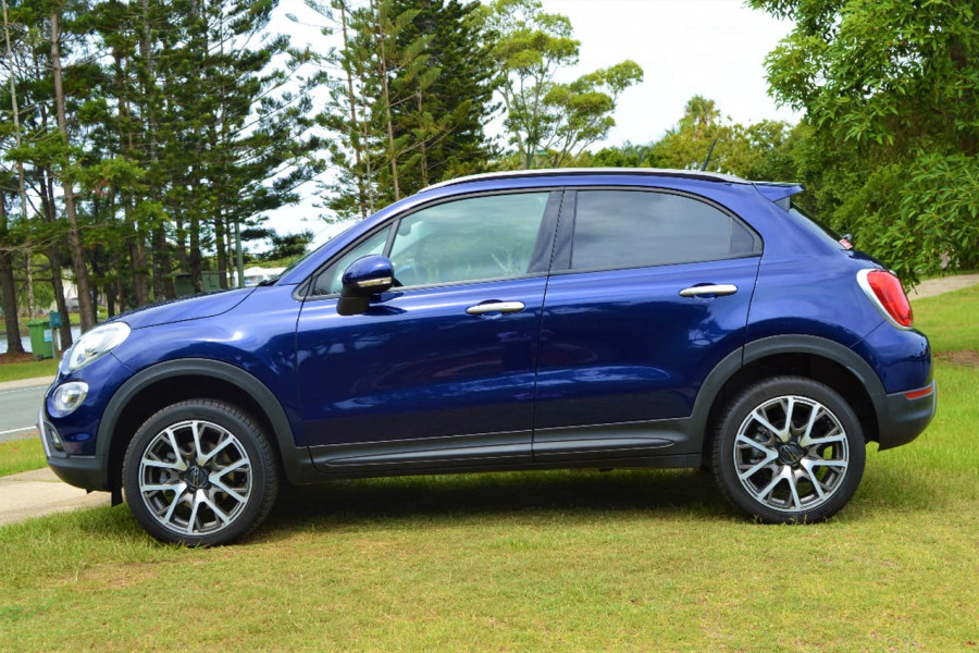2015 Fiat 500x 334 Cross Plus Wagon