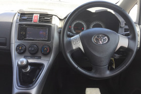 2008 Toyota Corolla ZRE152R Levin SX Hatchback